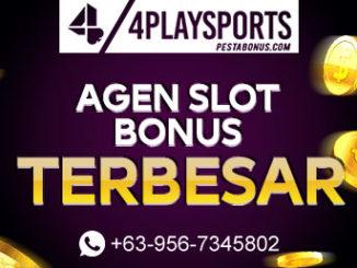 Agen Judi Slot Bonus Terbesar 4playsports