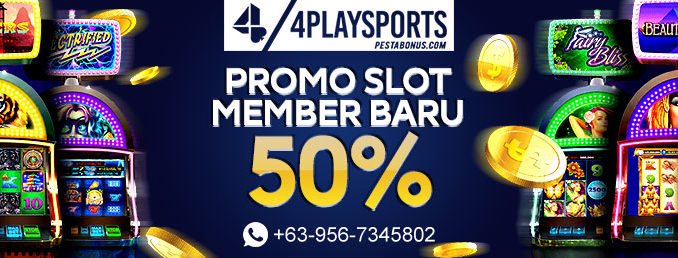Agen Slot Bonus 50%