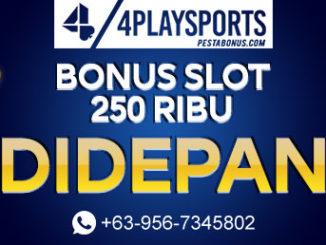Bonus Slot Di Depan 4playsports