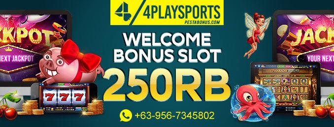 Welcome Bonus Slots